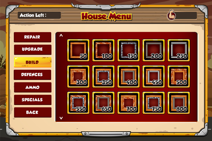 Use DPs to get grow your house