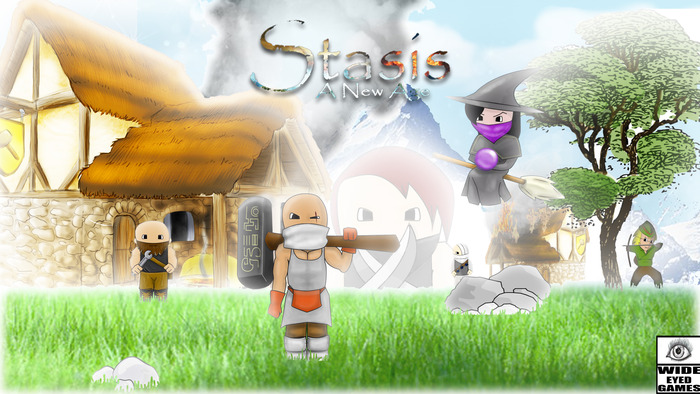 This image showcases a few of the trainable units in Stasis: A New Age