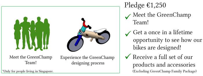 Meet the GreenChamp Team