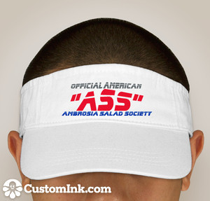 The Official ASS Visor