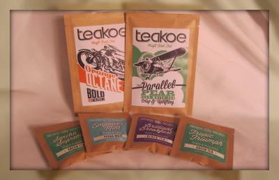 $25 Reward - Tea Package