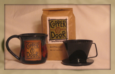 $125 Reward - Pour Over Package (2 lbs)