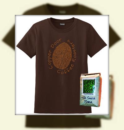 $40 Reward - Custom T-Shirt & Half Pound