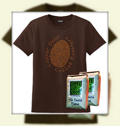 $75 Reward - Custom  T-Shirt & 2 lbs.