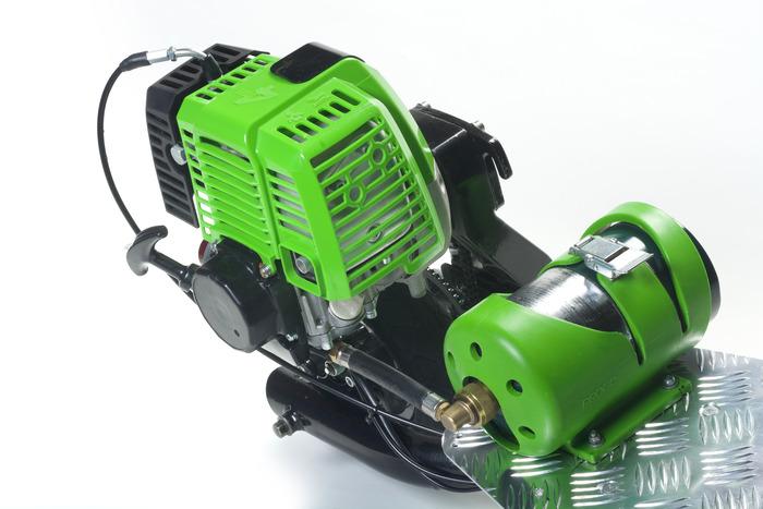 25cc 4-stroke engine