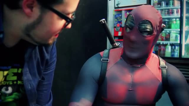 Welcome To Tates Comicbook Fanmade Webseries By Nathan Aaron