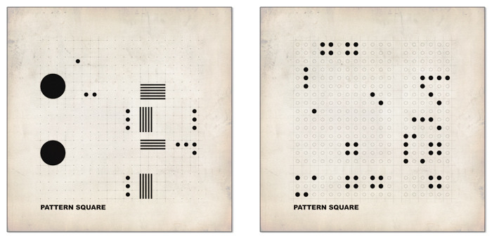 Pattern Square Puzzles © 2014 Maciek Jozefowicz. All Rights Reserved.