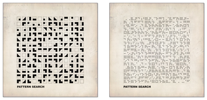 Pattern Search Puzzles © 2014 Maciek Jozefowicz. All Rights Reserved.