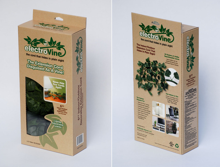 One packaged electroVine