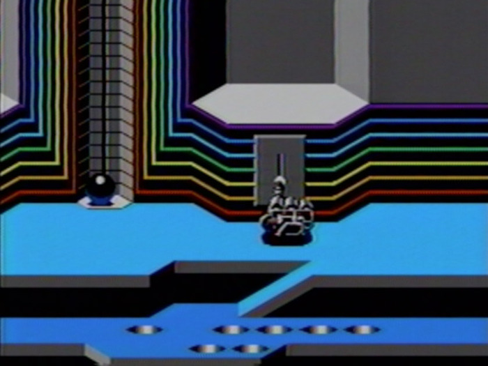 Unreleased Power Glove Game Footage