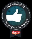 Dragon Innovation Pre-Qualified!