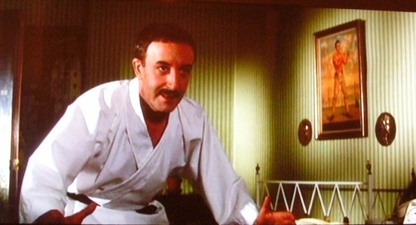 Peter Sellers in A Shot in the Dark (Courtesy United Artists)