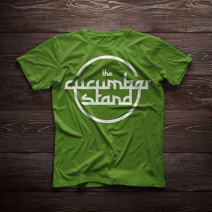 """The Cucumber Stand"" Tshirt"