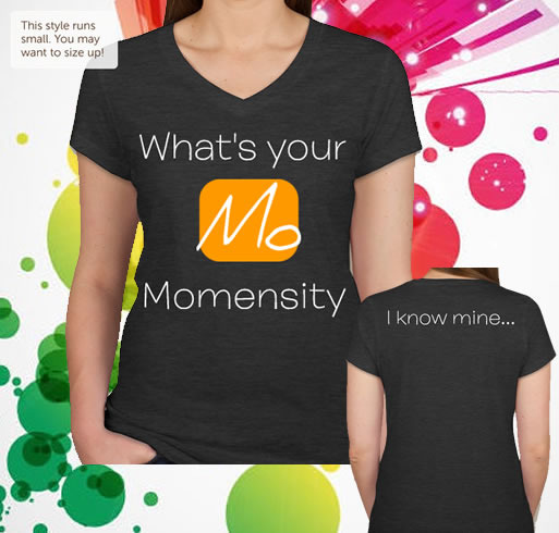 What's your momensity?