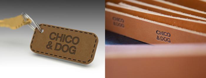 Chico&DOG keychain