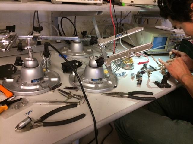 motor assembly