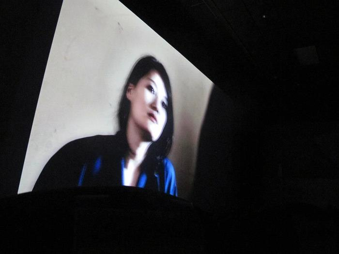Heart in the Mandala Actress on the big screen!