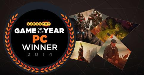 GS: 'In 2014's best PC game, there is no greater role to play than that of yourself.'