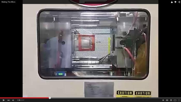 Production Progress  Video