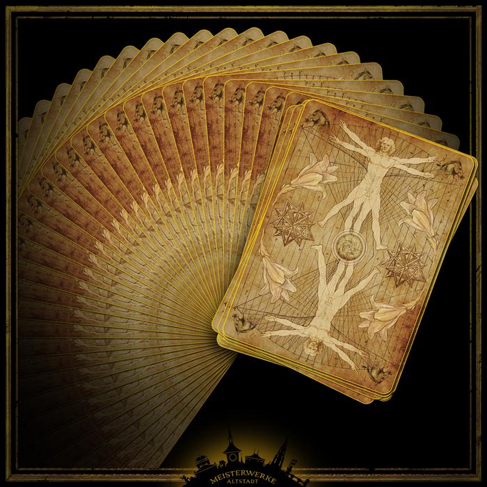 Leonardo Edition Gold | Card Back