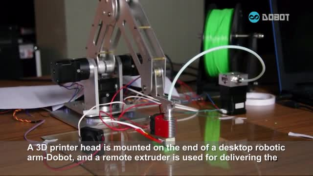 Dobot: Robotic Arm for Everyone, Arduino & Open Source by