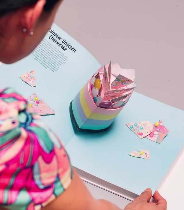 Greatest Hits: A Pop-Up Cake Cookbook