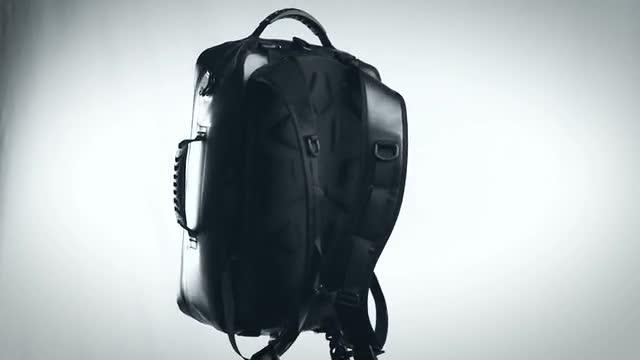 Anti-Crash, Waterproof, Floating: Capsula Backpack & Bag by ...