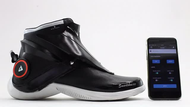Digitsole Smartshoe | The World's First Intelligent Sneaker by