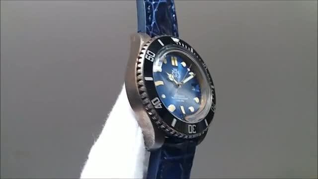 Bfm Flame Oxidized Vintage Watches By Nicolas Kickstarter
