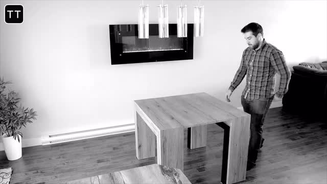 Transformer Table Tables In By Transformer Table Kickstarter - Transformer table canada