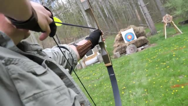 The Ultimate Back-packable Compact Archery Bow by Douglas