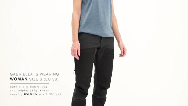 Norra - THE LJUNG OUTDOOR PANTS  by Jacob von Matern & Petter