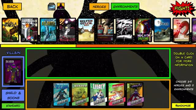 Sentinels of the Multiverse: The Video Game - Season 2 by