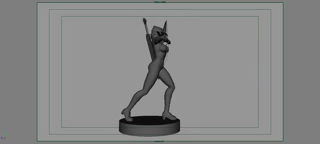 Robyn Hood Bishoujo Style Collectible Statue by Joe Brusha — Kickstarter