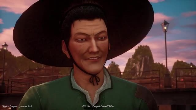 Shenmue 3 by Ys Net » PC Gaming Show Update: New Trailer & Epic