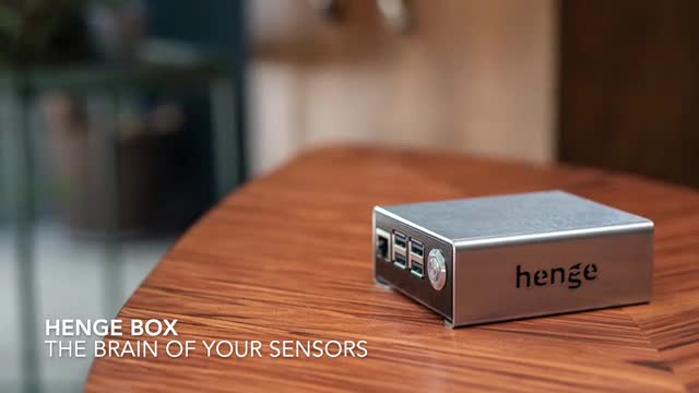 Henge Box: the brain of your sensors