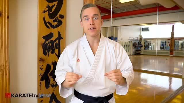 Karate Nerd in China