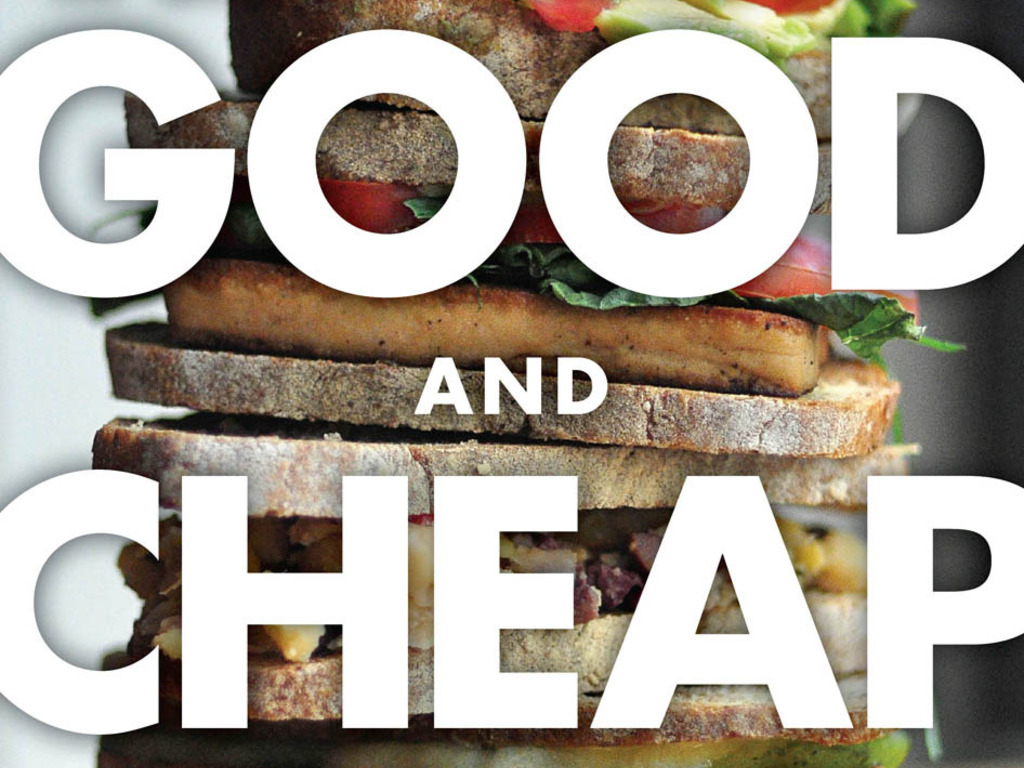 Good and Cheap: Eat Well on $4/Day (the PDF is free!)'s video poster
