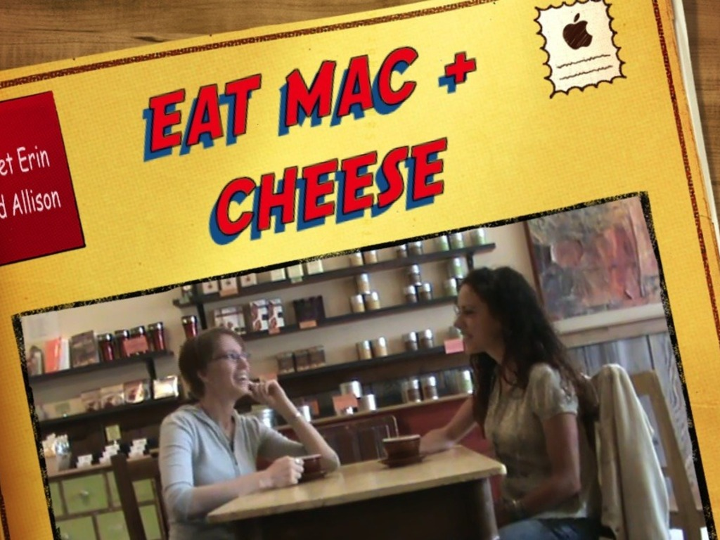 Eat Mac & Cheese!'s video poster