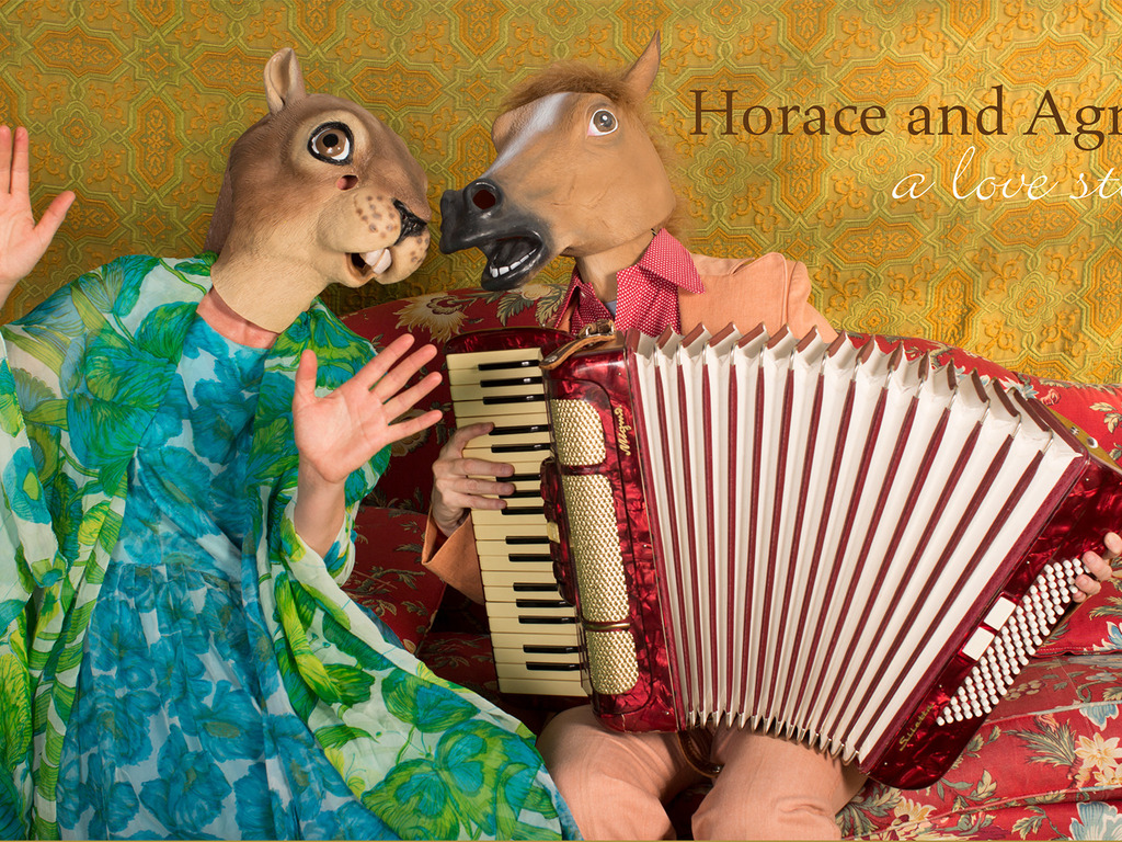 Horace and Agnes: A Love Story's video poster