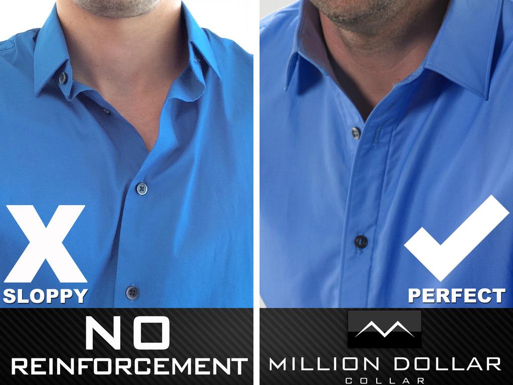 Million Dollar Collar:  An Evolution in Dress Shirts's video poster