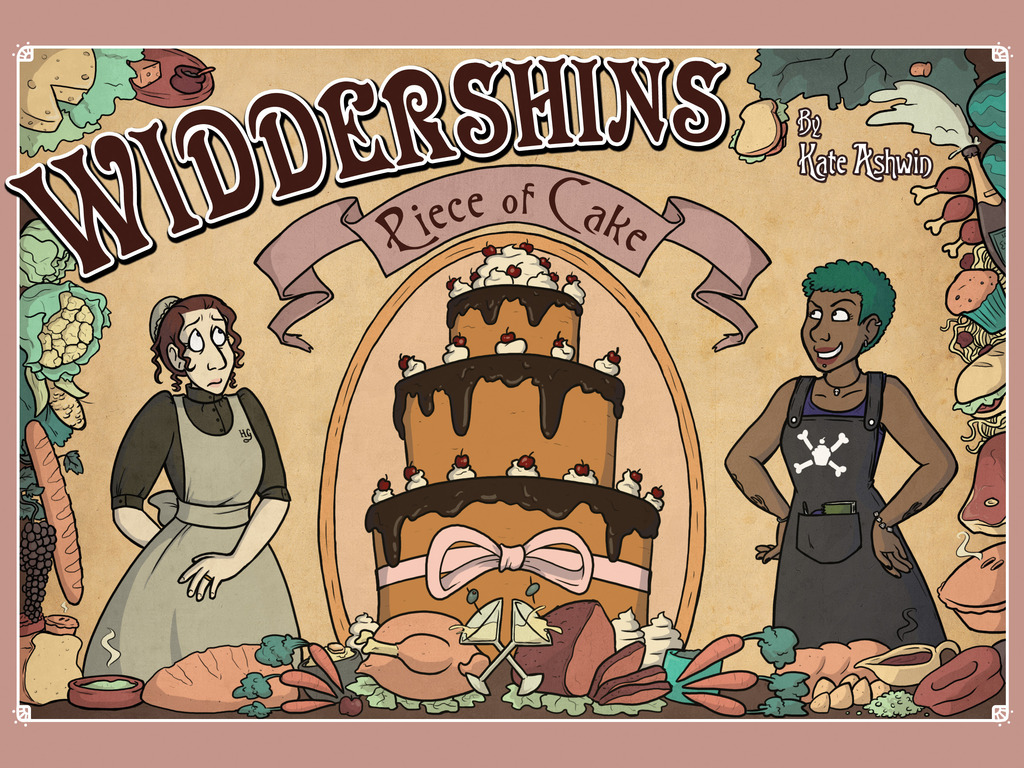Widdershins: Piece of Cake's video poster