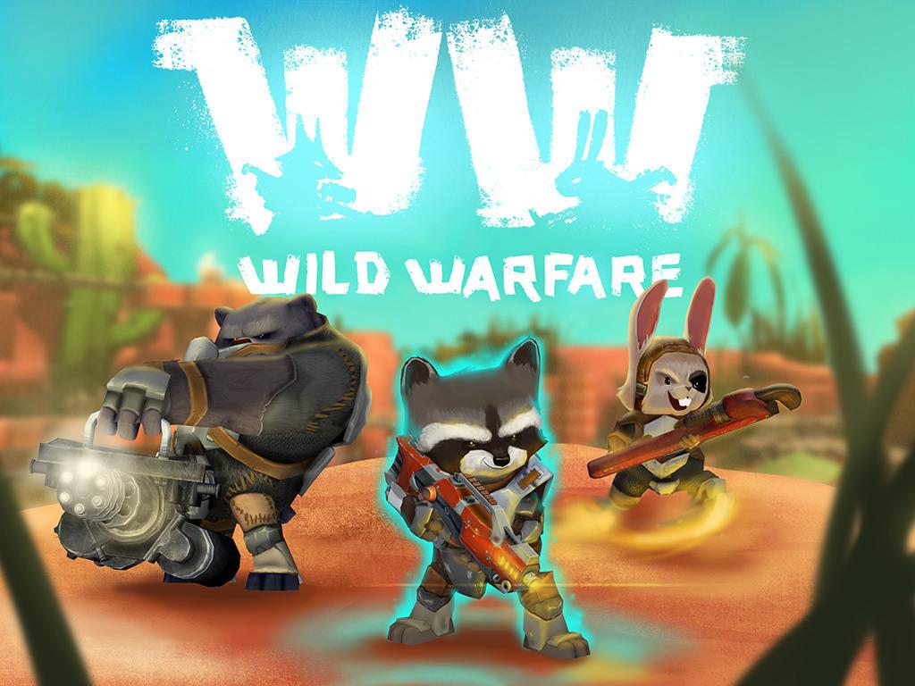Wild Warfare (Canceled)'s video poster