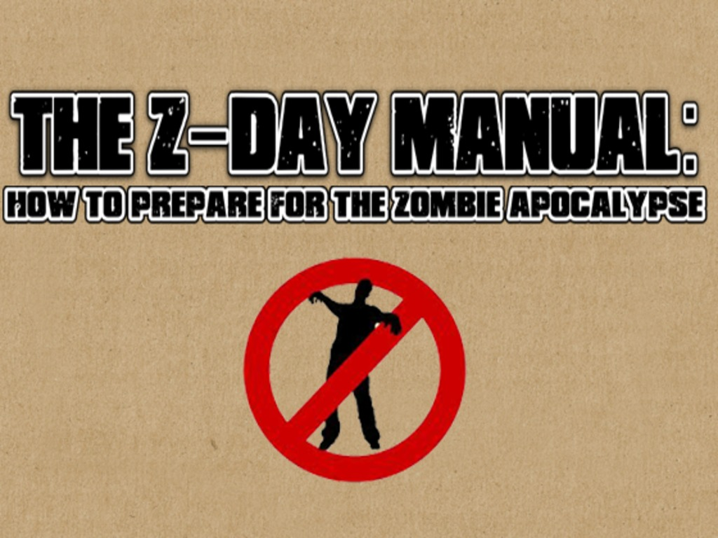 The Z-DAY Manual: How to Prepare for the Zombie Apocalypse's video poster