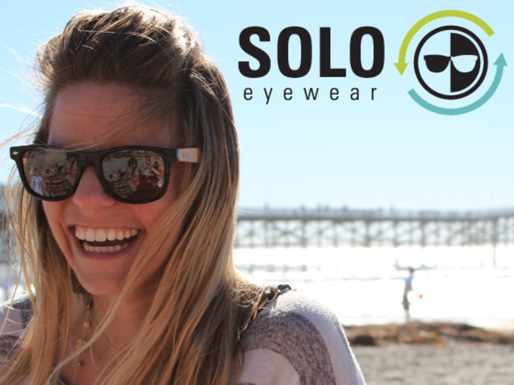 SOLO - Summer 2012 Collection Hybrid Bamboo Sunglasses's video poster