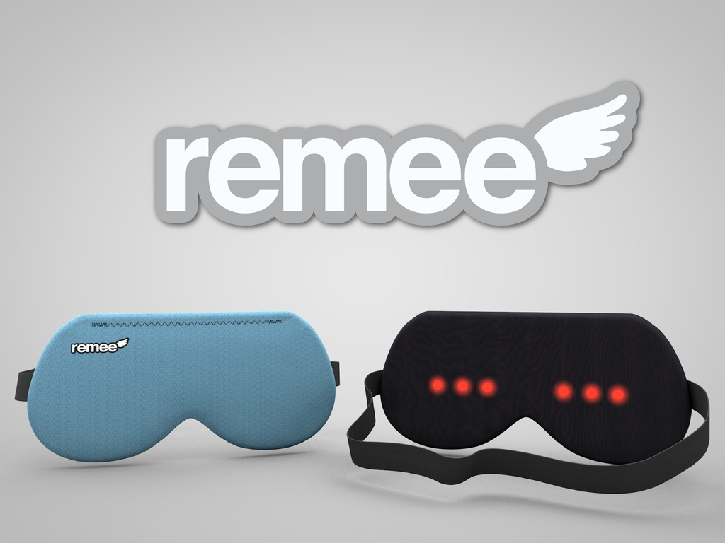 Remee - The REM enhancing Lucid Dreaming Mask's video poster
