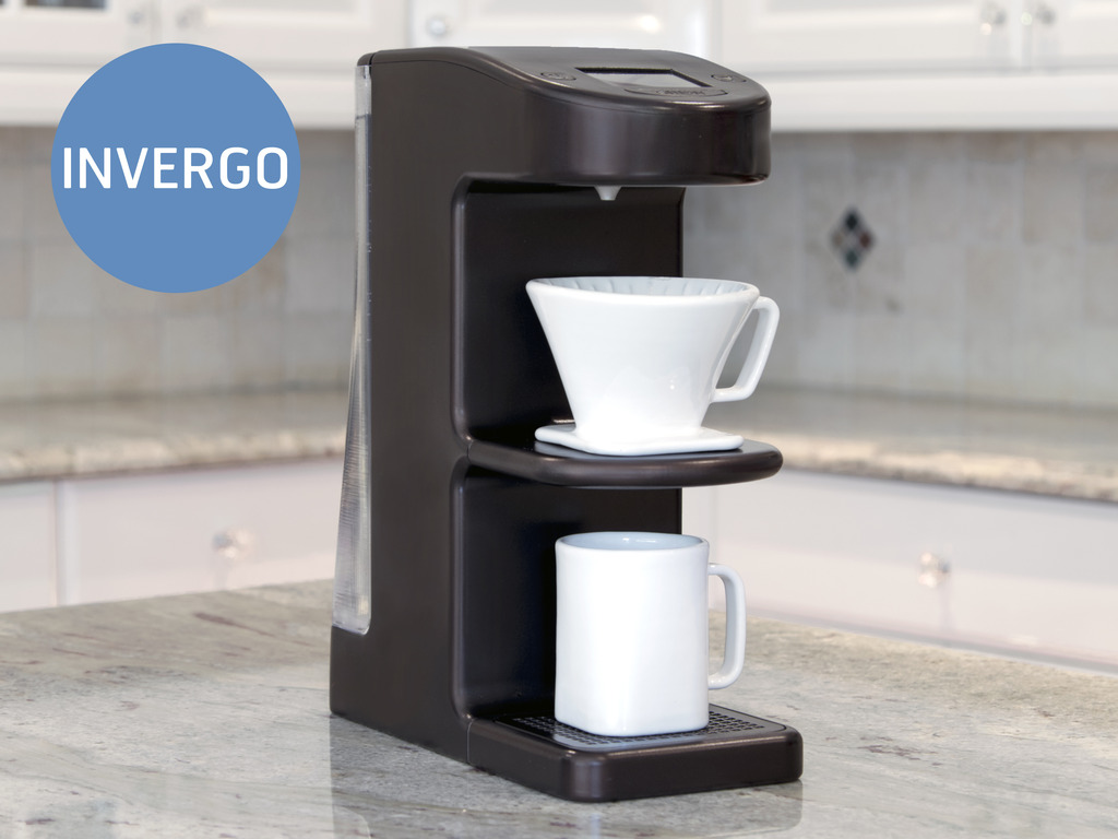 Invergo | The First Automated Pour Over Coffee System's video poster