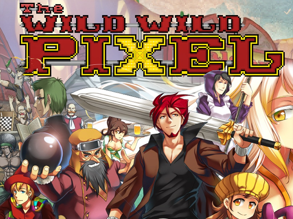 The Wild Wild Pixel's video poster