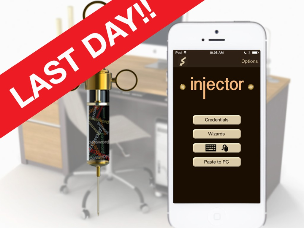 Injector Bluetooth Dongle and App for Cyber Security's video poster