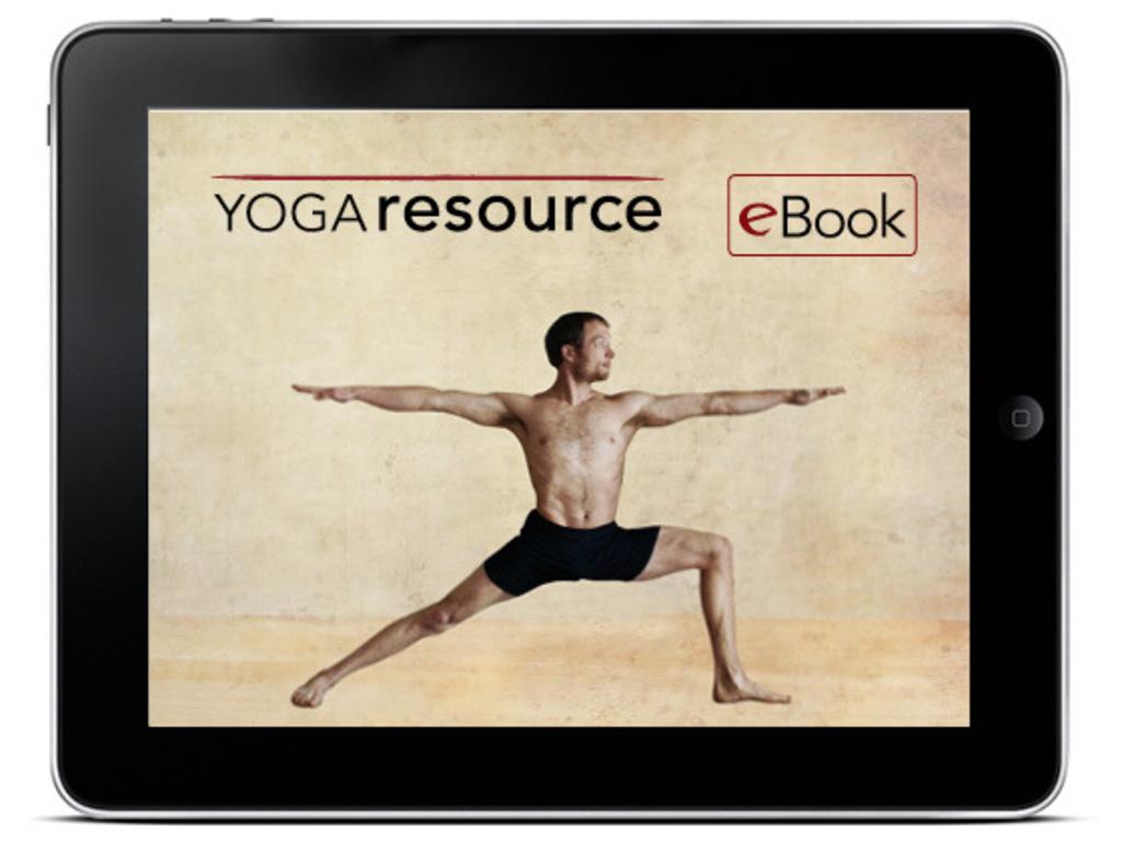 Yoga Resource eBook with Darren Rhodes's video poster